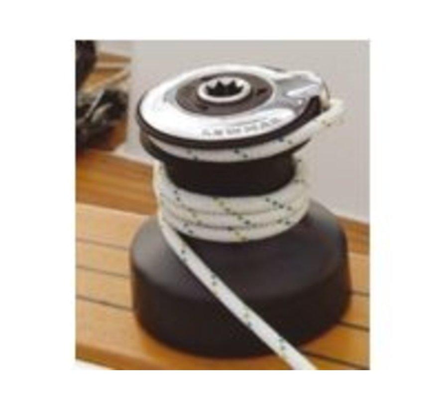 65ST alu EVO selftailing lier grijs