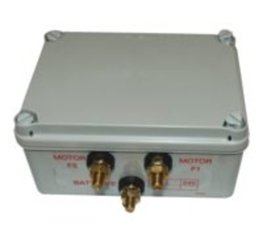 50-65 M/GEARBOX 24V SW