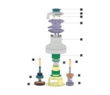 Talamex Evo Top CAP & O RING KI