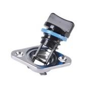 Lensplugset 3/4  chroom basis
