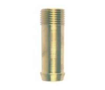 Talamex Slangtule messing buitendraad 1/2x19mm