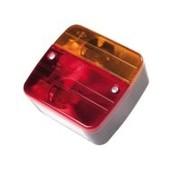 Automarine Trailer achterlicht 4 functies 12V