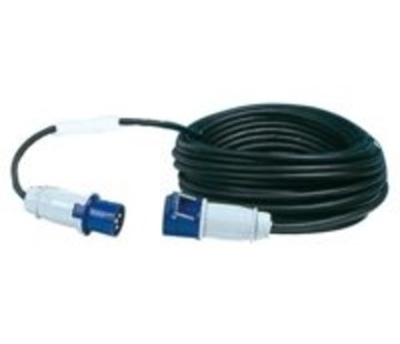 Talamex walstroom kabel  25m