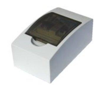 Talamex Installatiekast met aardlekschakelaar 25A, uitslag 0,03A