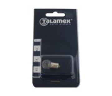 Talamex Instrument lampje 12V/2W ba7s