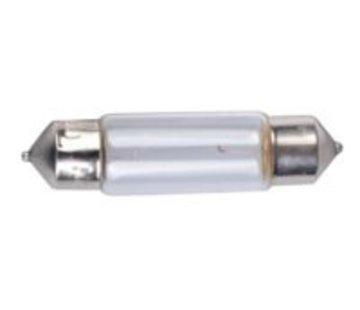 Talamex Festoon lamp 12V/10W 11x44mm