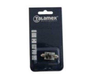 Talamex Ledlamp led27 festoon 10-30V 42mm 2700k