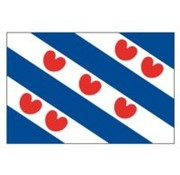 Talamex Friese vlag 50x75