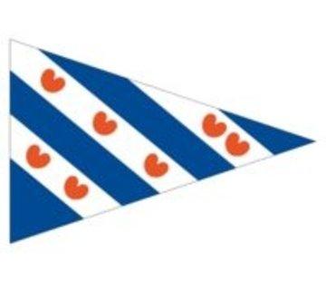 Talamex Friese puntvlag 30x45