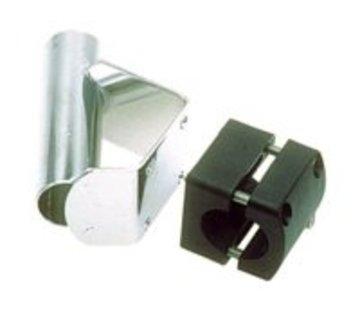 Vlaggenstokhouder 25mm