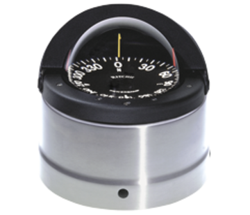 Ritchie Ritchie Kompas model Navigator DNP-200  opbouwkompas  12V  roosDiameter114 3mm / 5Graden  RVS