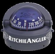 Ritchie Ritchie Kompas model Explorer RA-93  12V  opbouwkompas  roosDiameter69 9mm / 5Graden  Ritchie angler