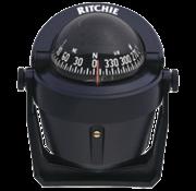 Ritchie Ritchie Kompas model Explorer B-51  12V  beugelkompas  roosDiameter69 9mm / 5Graden  zwart