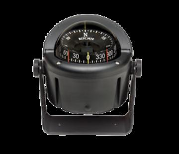 Ritchie Ritchie Kompas model Helmsman  HB-741  12V  beugelkompas  roosDiameter93 5mm / 5Graden  zwart