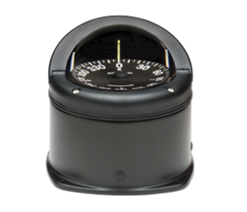 Ritchie Ritchie Kompas model Helmsman  HD-744  12V  opbouwkompas  roosDiameter93 5mm / 5Graden  zwart