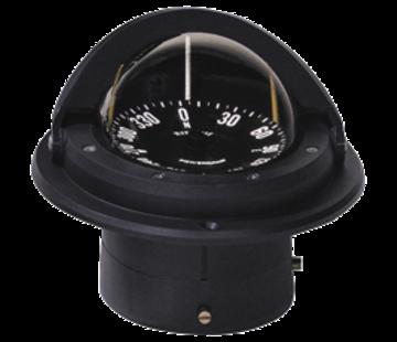 Ritchie Ritchie Kompas model Voyager F-82  12V  inbouwkompas  roosDiameter76 2mm / 5Graden  zwart