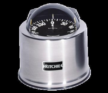 Ritchie Ritchie Kompas model Globemaster SP-5-C  12/24/32V  opbouw Diameter127mm / 2 of 5Graden  RVS (motor & zeil)