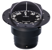Ritchie Kompas model Globemaster SF-500  12/24/32V  inbouw Diameter127mm / 2 of 5Graden  zwart (zeil)