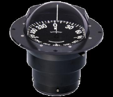 Ritchie Ritchie Kompas model Globemaster F-600  12/24/32V  inbouw Diameter152 4mm / 2 of 5Graden  zwart (motor)