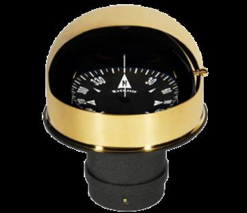 Ritchie Ritchie Kompas model Globemaster FD-600-EX  12/24/32V  inbouw Diameter152 4mm / 2 of 5Graden  messing (zeil)