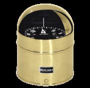 Ritchie Ritchie Kompas model Globemaster D-615-EP  12/24/32V  opbouw Diameter152 4mm / 2 of 5Graden  RVS (zeil)