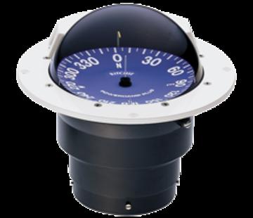 Ritchie Ritchie Kompas model Supersport SS-5000W  12V  inbouwkompas  roosDiameter127mm / 5Graden  wit