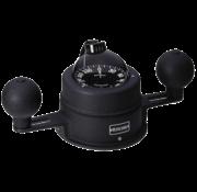 Ritchie Ritchie kompas model Globemaster B-463  12/24/32V  opbouwkompas  roosDiameter152 4mm / 2 of 5Graden  zwart