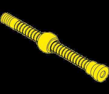 Seastar SeaStar Aluminium bracketpijp met verstelbare schroefkogel