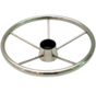 5-Spaaks stuurwiel Model RVS  A=394mm  B=105mm