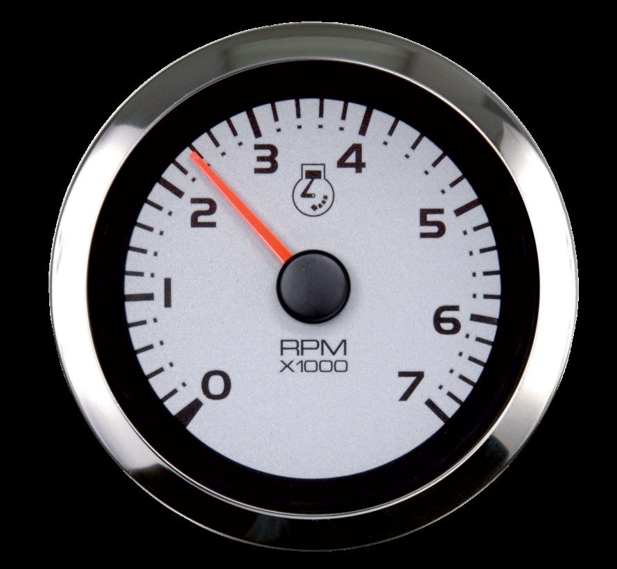 Argent Pro oliedrukmeter 0-100Psi (VDO)