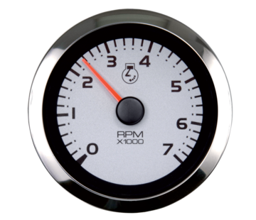 Allpa Argent Pro oliedrukmeter 0-10 Bar (SW)