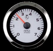 Argent Pro Multi instrument meter (3-functies: snelheid / temperatuur / oliedruk)