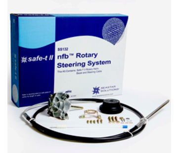 Seastar SeaStar Safe-T II (no-feedback) 3.2 rotary stuursysteem met kabel 23' (7.01m)