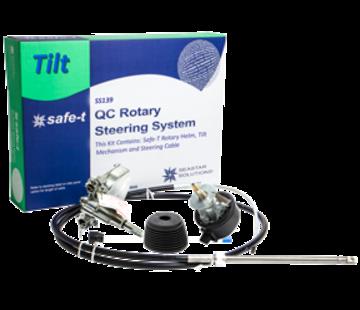Seastar SeaStar Safe-T QC Tilt stuursysteem met kabel 10' (3.05m)
