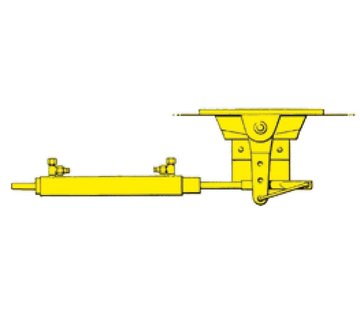 Seastar SeaStar Hydr. sterndrivebesturing met tilt pomp voor oudere Merc. & BMW (z. stuurbekrachtiging)