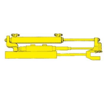 Seastar SeaStar Hydraulische sterndrivebesturing met tilt pomp voor Volvo DPS & SX (met stuurbekrachtiging)