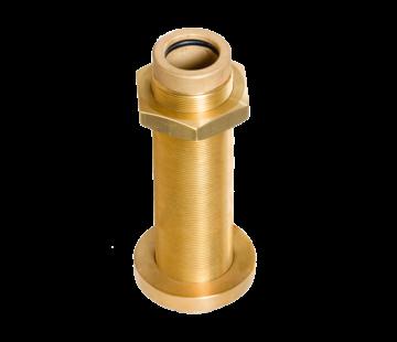 Seastar Allpa Bronzen hennegatskoker voor roerkoning D=30mm  L=183mm