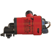 Johnson Johnson Pump Low Boy bilgepomp (cartridge type) L750  12V/3A  73l/min  slangaansluiting 1-1/8