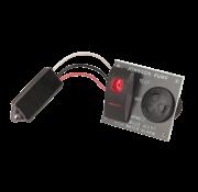 Johnson Pump Bilge Alert hoogwateralarm  12V  3-standen schakelaar (34-72303-001)