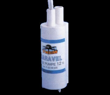Allpa Drinkwater-dompelpomp Concorde  12V / 2 5A  Diameter 52mm  slang Diameter 11mm (past in jerrycan)