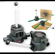 Johnson Pump Viking handlenspomp  schotmontage (met schotafdichting)