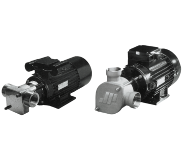 Johnson Johnson Pump impeller 838S met RVS naaf