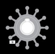 Johnson Pump impeller 801B