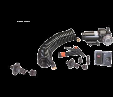Johnson Johnson Pump Aqua Jet dekwaskit Super WD 5.2  12V/185W  20l/min  max. 5 0bar