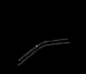Allpa Slangkit voor elektrische olie-afzuigpomp 06132/33 (Diameter 8mm)