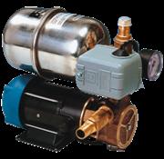 Waterdruksysteem INOX 66B  24V / 185W  12l/min (bij 0 7bar)  RVS tank 2l