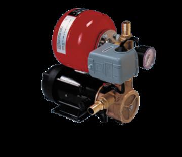 Allpa Waterdruksysteem AMFA 66B  12V/185W  12l/min (bij 0 7bar)  stalen tank 2l