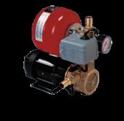 Waterdruksysteem AMFA 66B  24V/185W  12l/min (bij 0 7bar)  stalen tank 2l