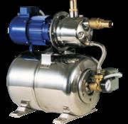 Waterdruksysteem INOX 950  12V/370W  52l/min (bij 1 2bar)  RVS tank 24l