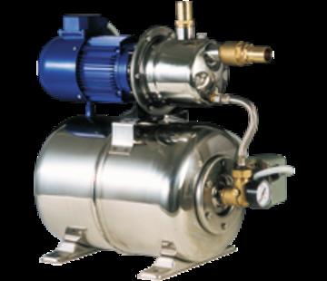 Allpa Waterdruksysteem INOX 950  400V/370W  52l/min (bij 1 2bar)  RVS tank 24l